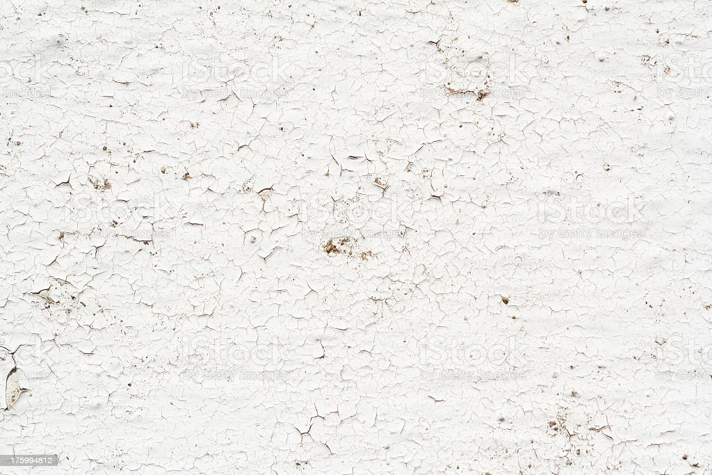 Neutral Crackling Paint Background stock photo
