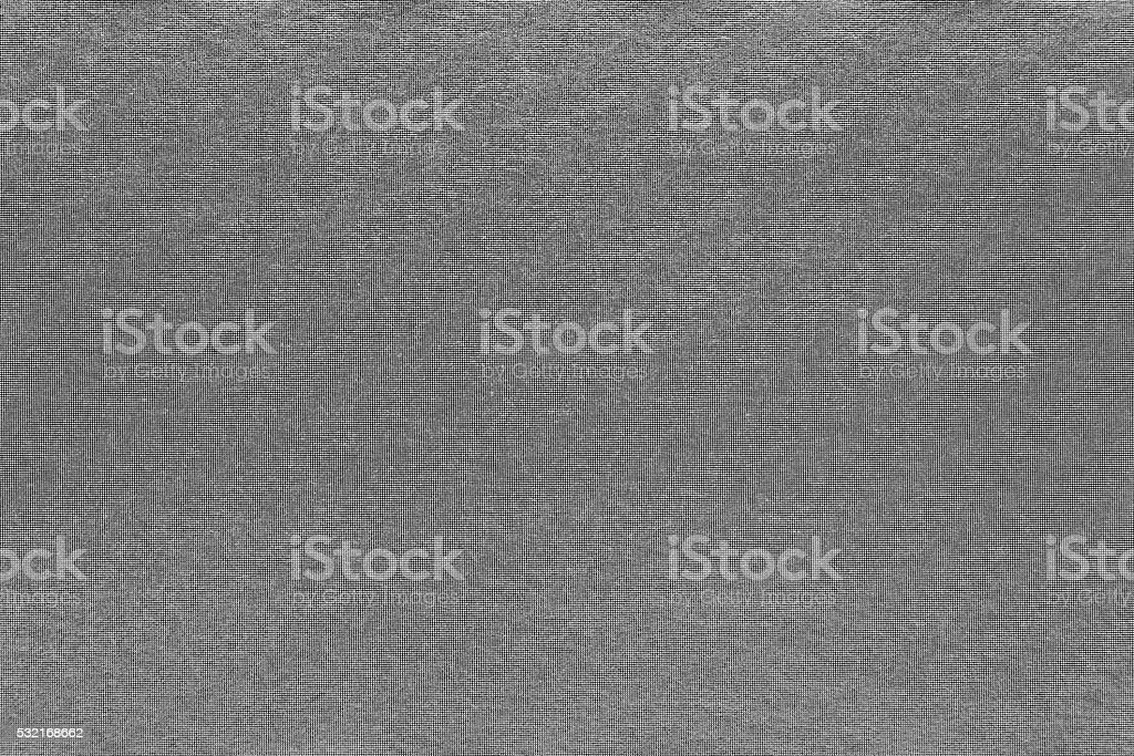 Neutral gray background with Moiré effect texture stock photo