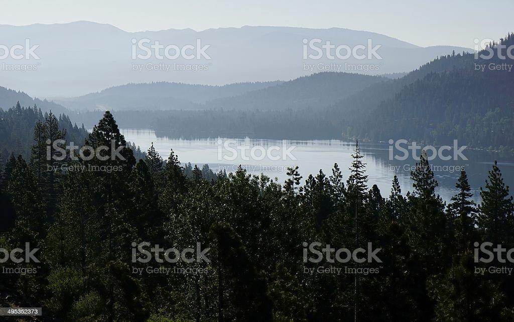 Nevada Landscape royalty-free stock photo