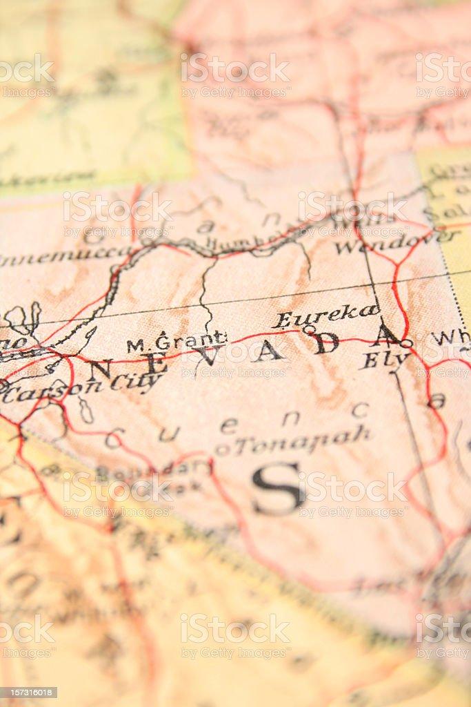 Nevada royalty-free stock photo