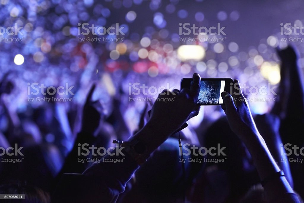 Never forget this moment stock photo