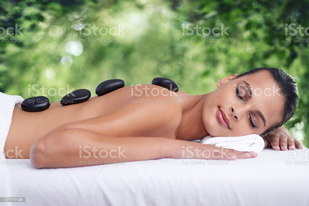 Never forget to pamper yourself stock photo