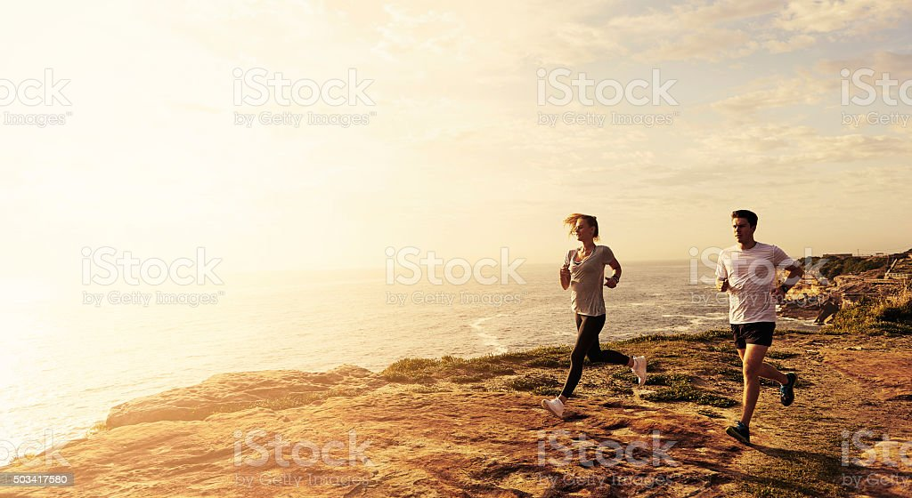 Never underestimate what you can achieve stock photo
