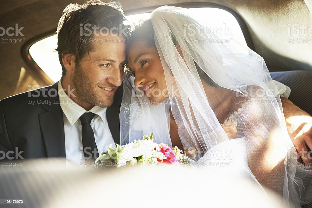 Never want to let you go stock photo
