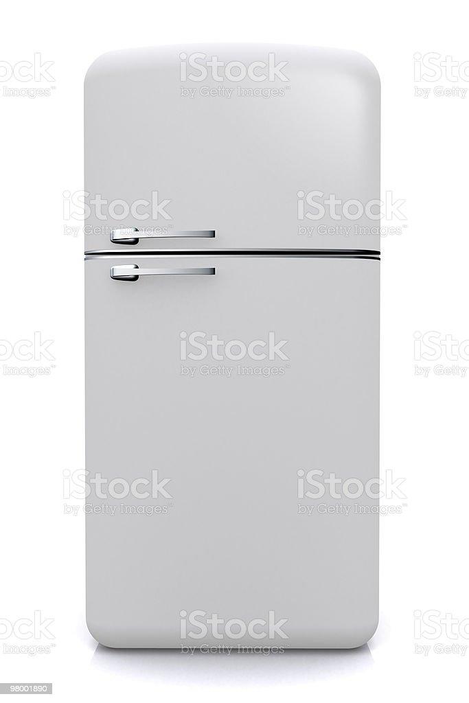 Nevera fridge frontal stock photo