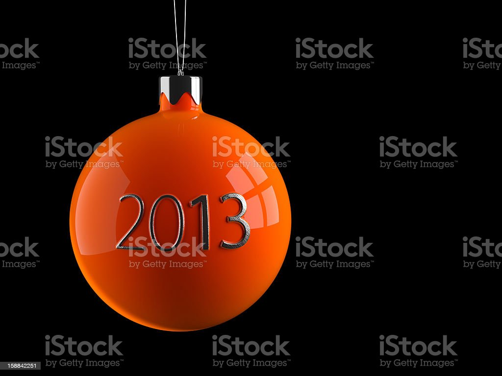 New 2013 year concept royalty-free stock photo