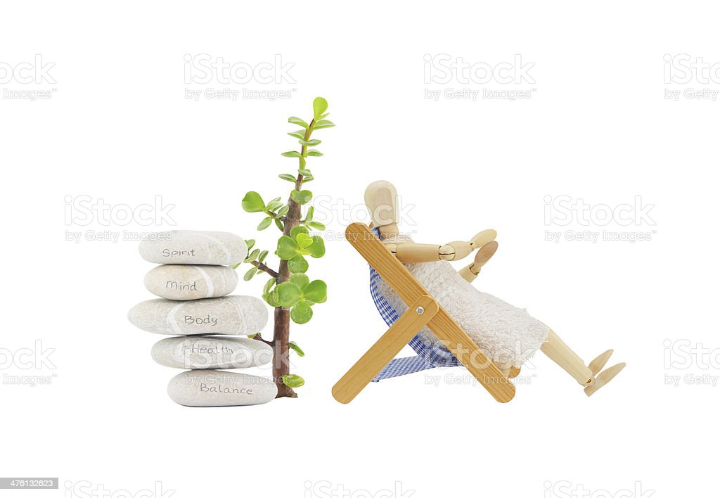 New Age Alternative Health stock photo