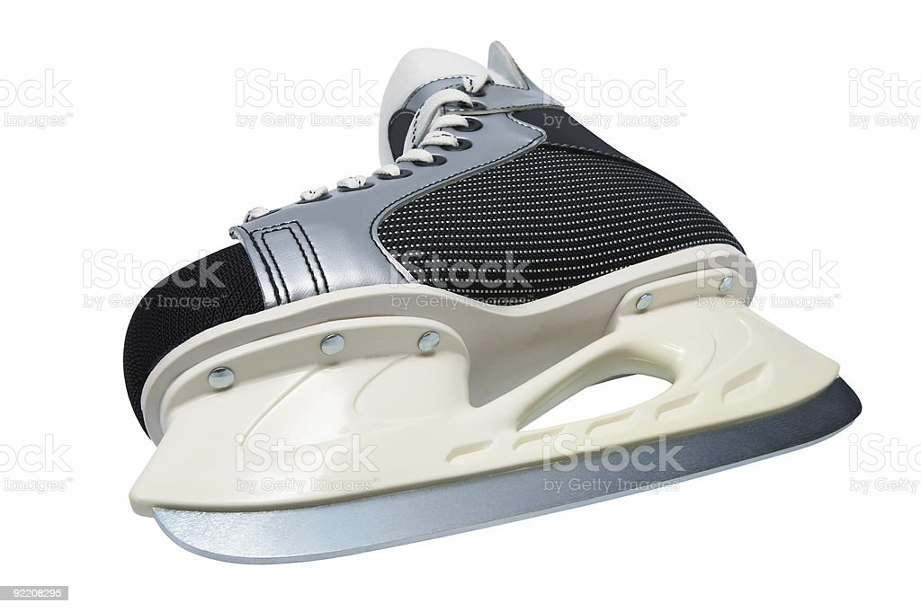 New and modern skate royalty-free stock photo