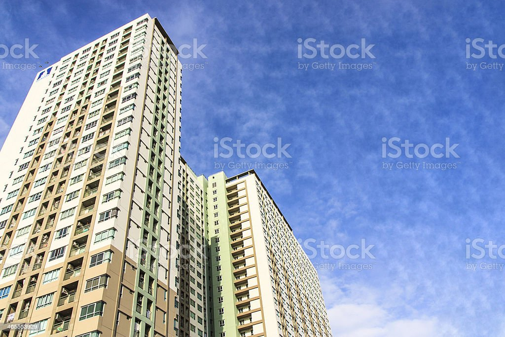 New apartment in Thailand royalty-free stock photo
