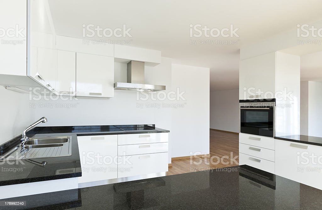 new apartment, interior royalty-free stock photo
