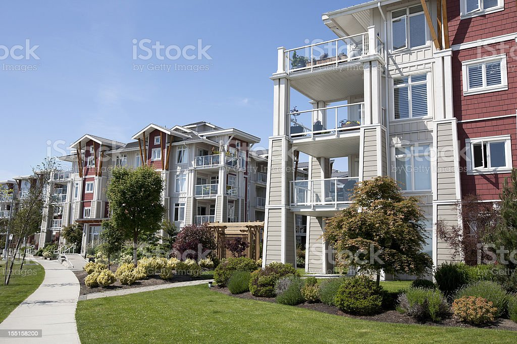 New Apartment royalty-free stock photo