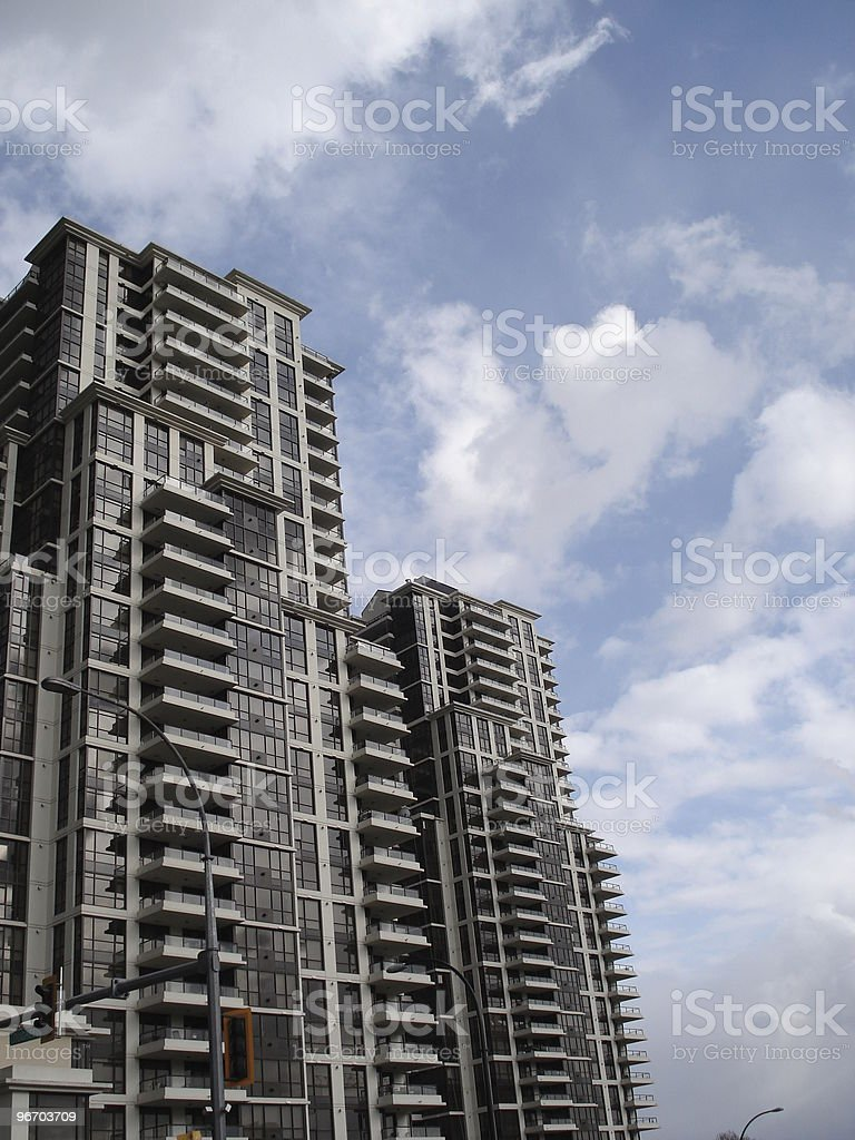 New Apartment royalty-free stock photo