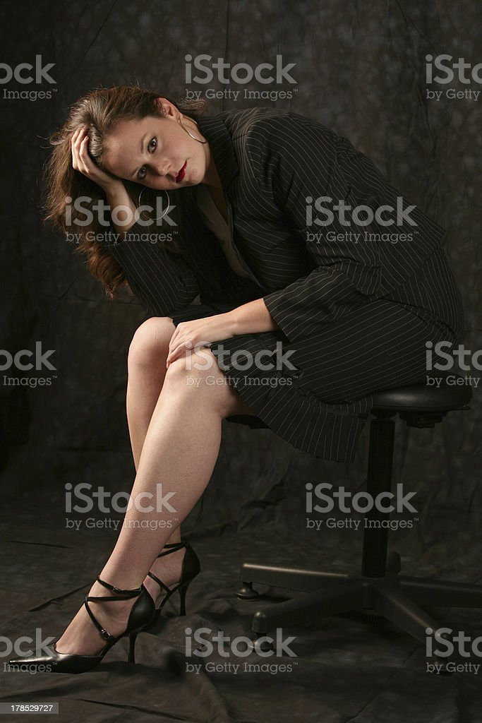 New Arm Position royalty-free stock photo