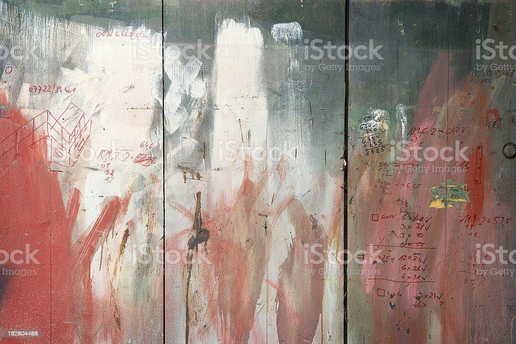 New Art Triptychon stock photo