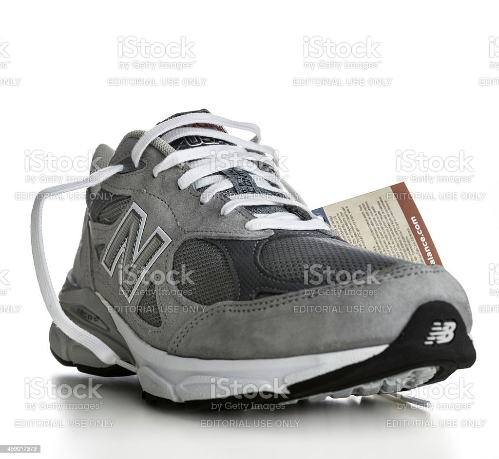 New Balance 990V3 stock photo