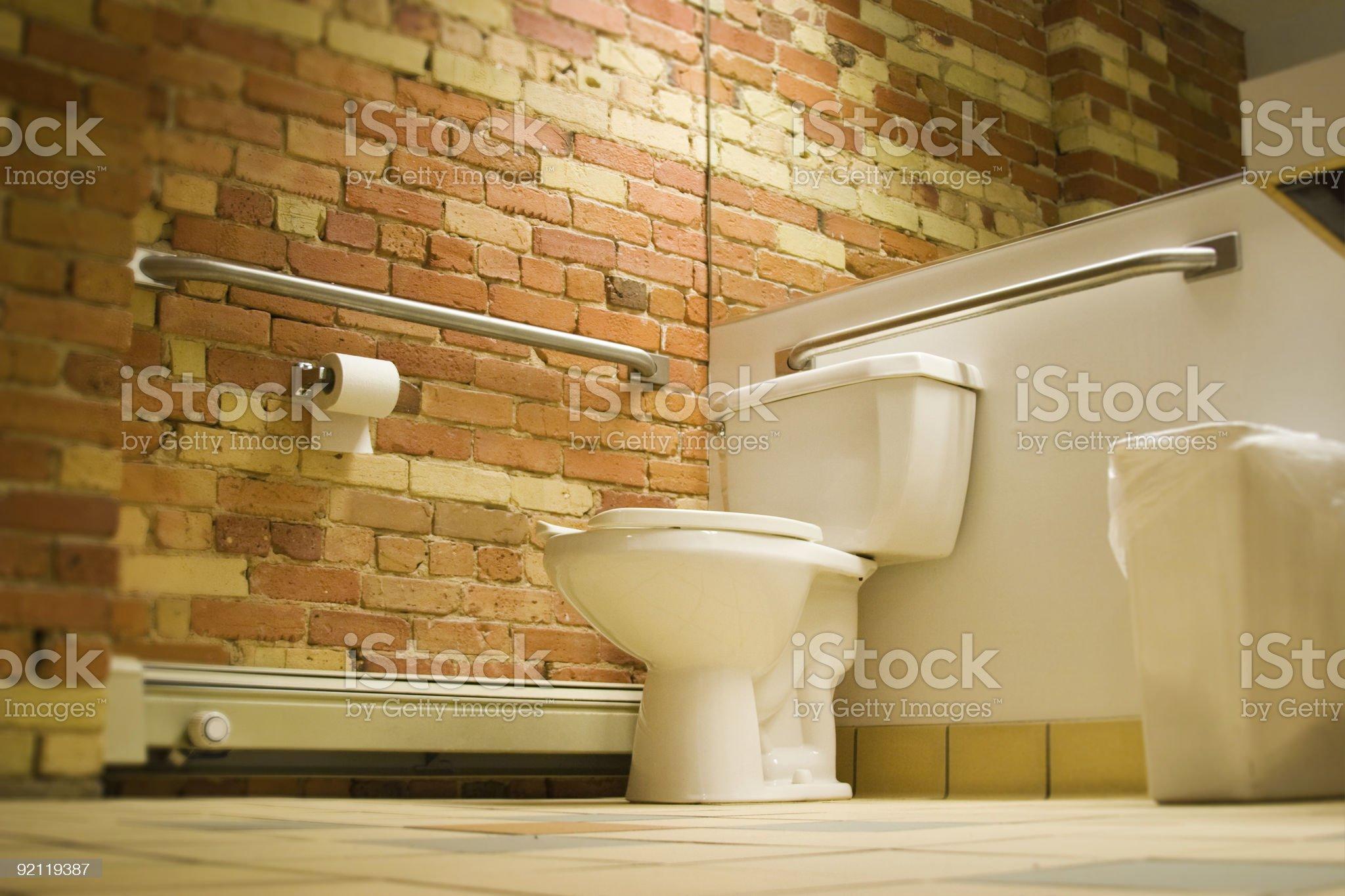 New Bathroom royalty-free stock photo