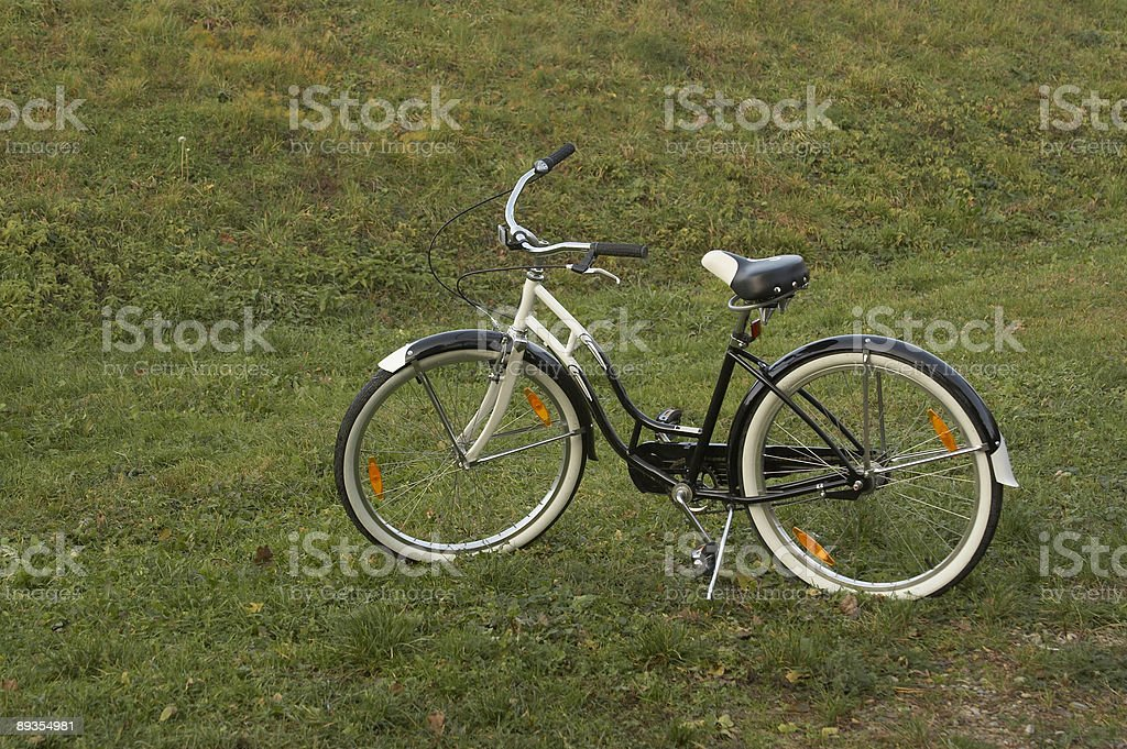 New bike royalty-free stock photo