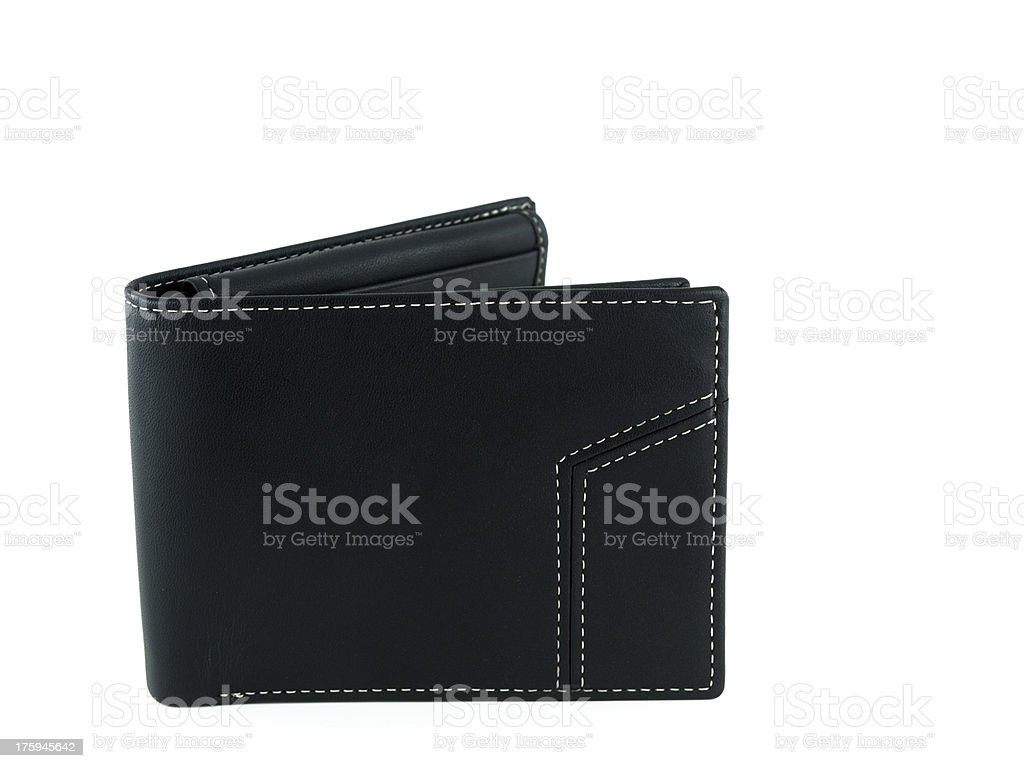 new black men purse royalty-free stock photo