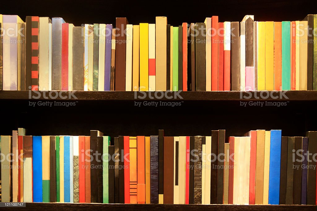 New books royalty-free stock photo