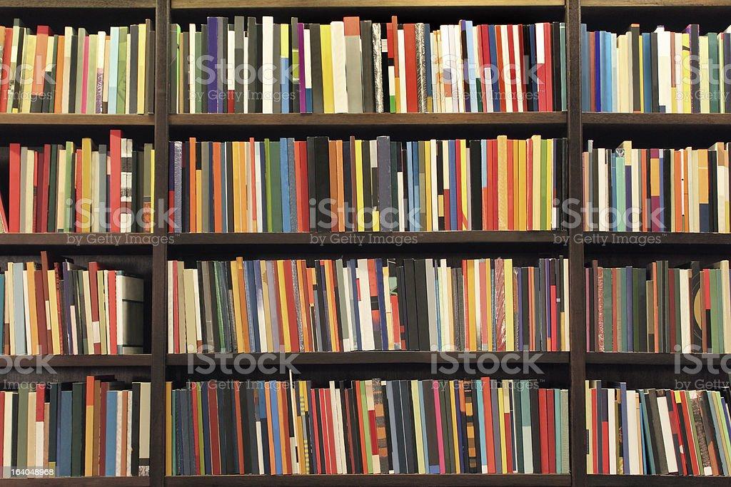 New books stock photo