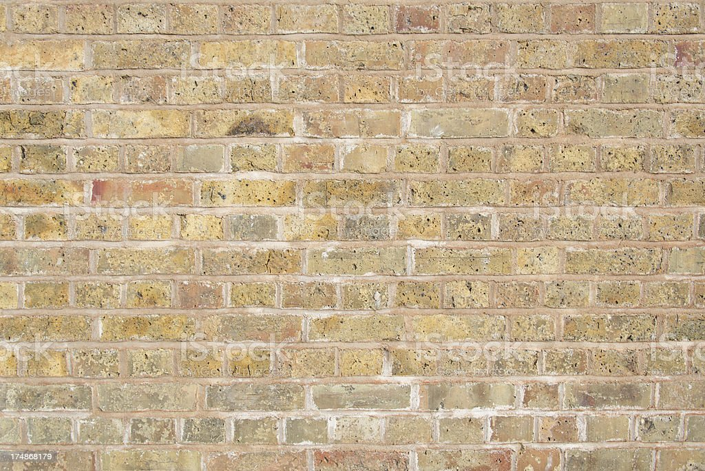 New brick wall royalty-free stock photo