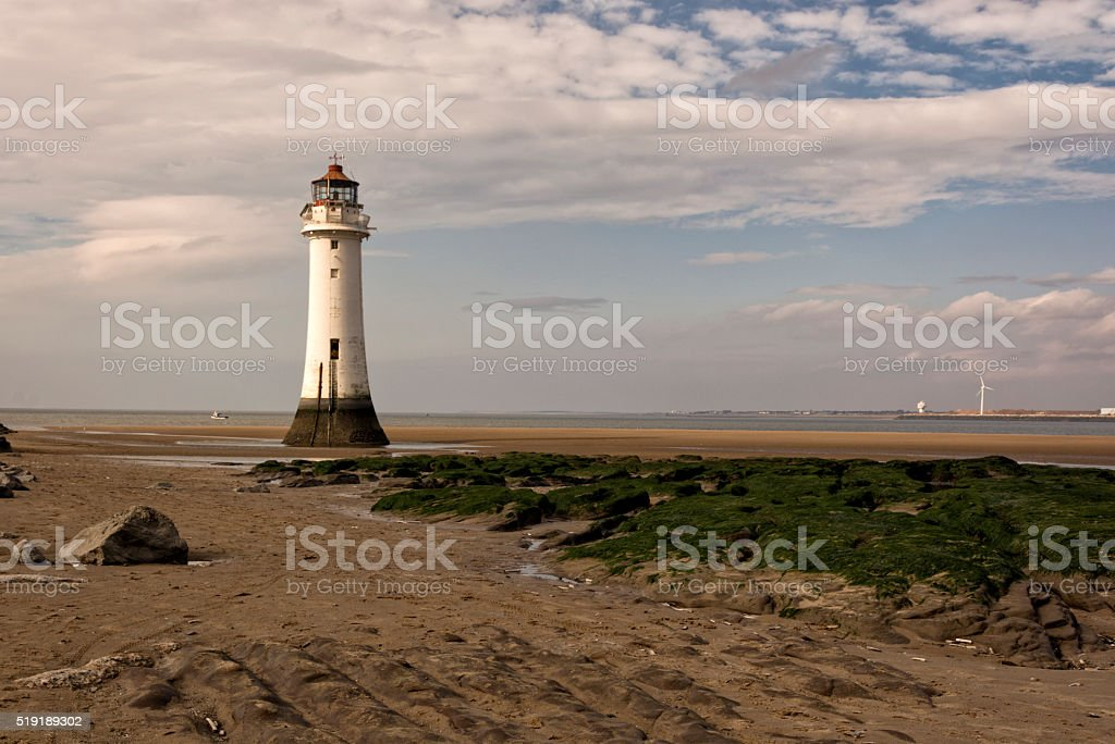 New Brighton Wirral Merseyside England UK stock photo