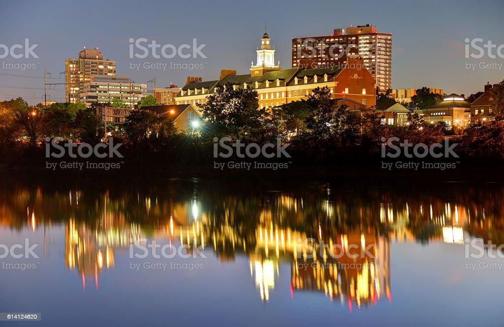 New Brunswick, New Jersey stock photo