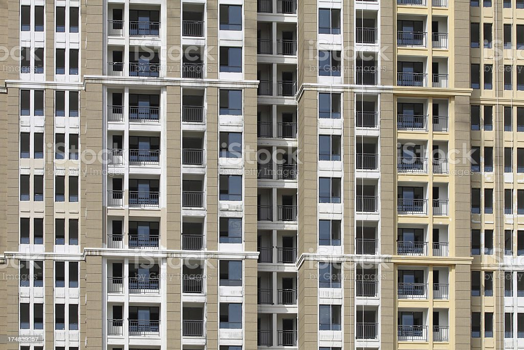 New building under comstruction royalty-free stock photo