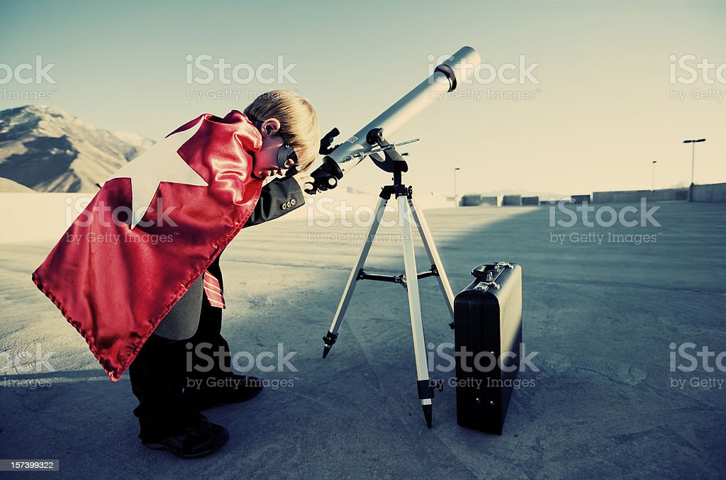 New Business Heights royalty-free stock photo