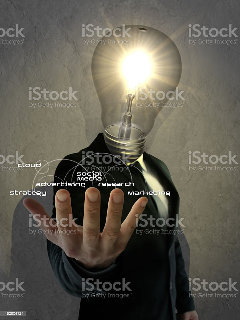 New Business Solutions stock photo
