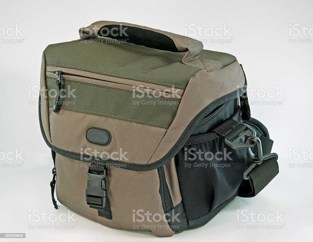 New Camera Bag stock photo