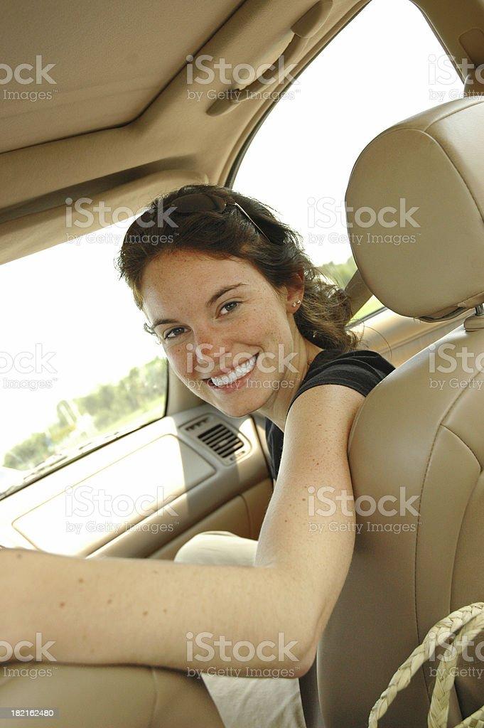 New car royalty-free stock photo
