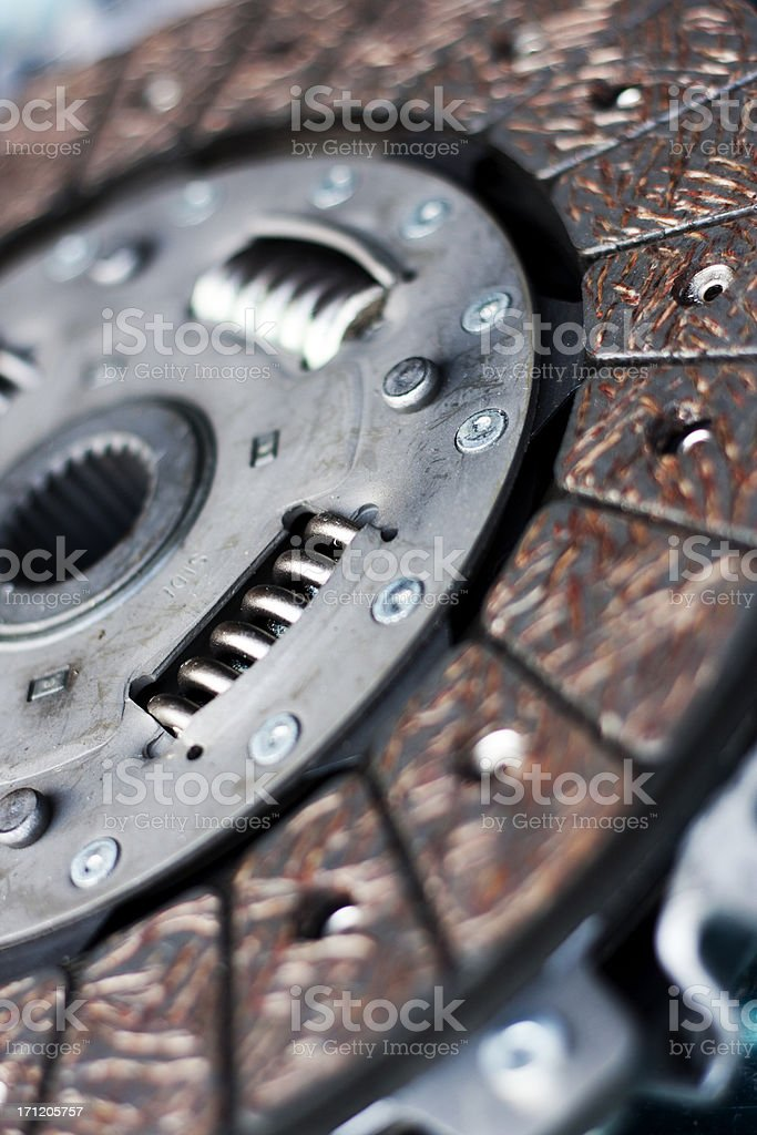 New Clutch royalty-free stock photo