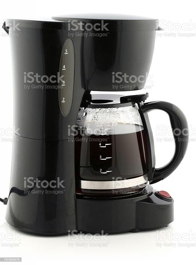 New Coffee Maker stock photo