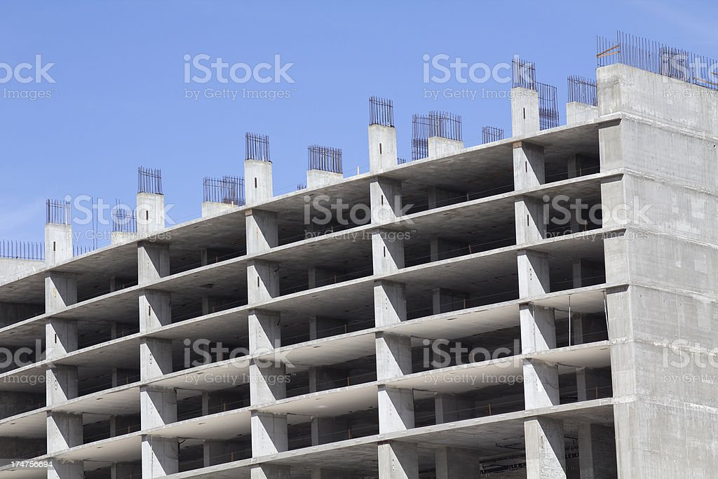 New Commercial Space royalty-free stock photo