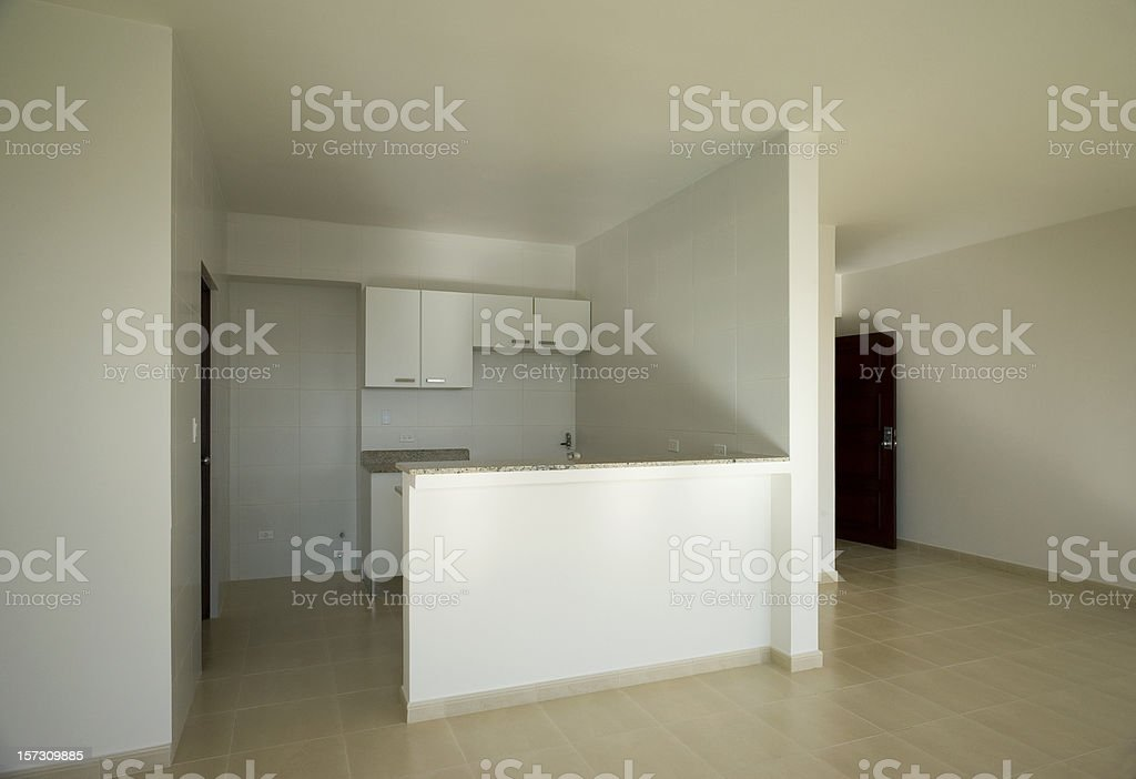 New Condo in Panama City royalty-free stock photo