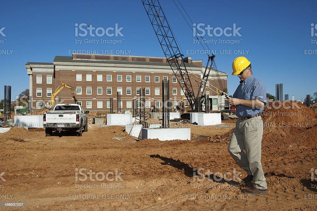 New Construction stock photo