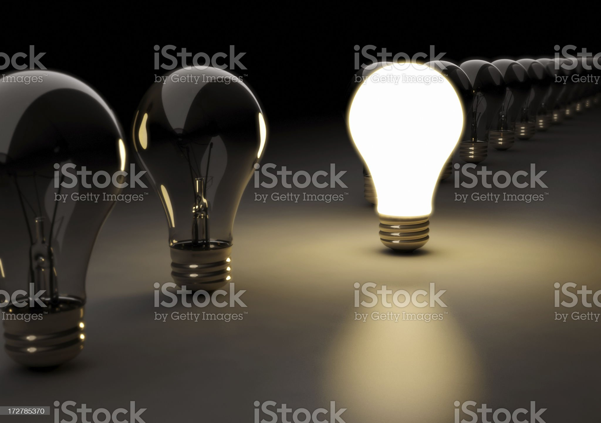 New Creativity Concept 1 royalty-free stock photo