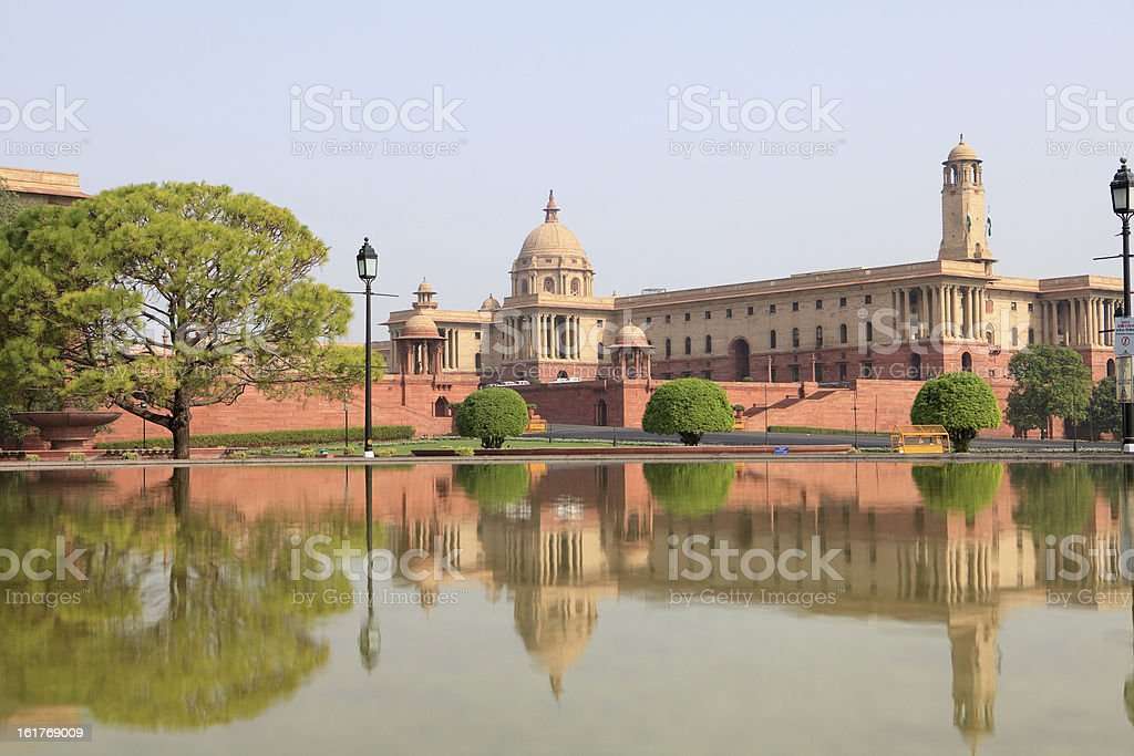 New Delhi, India stock photo