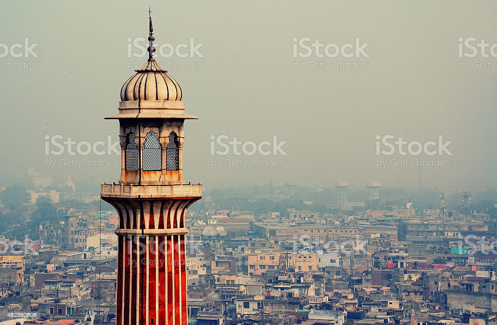 New Delhi stock photo