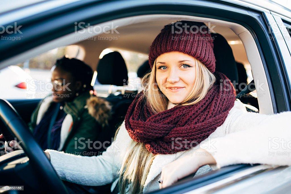 New Driver stock photo