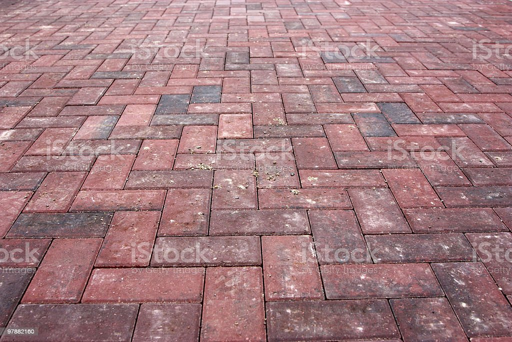 new driveway royalty-free stock photo