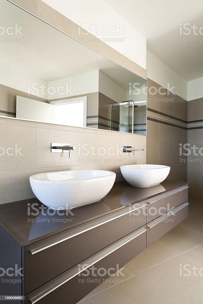 Empty Apartment Bathroom new empty apartment bathroom stock photo 159006860 | istock