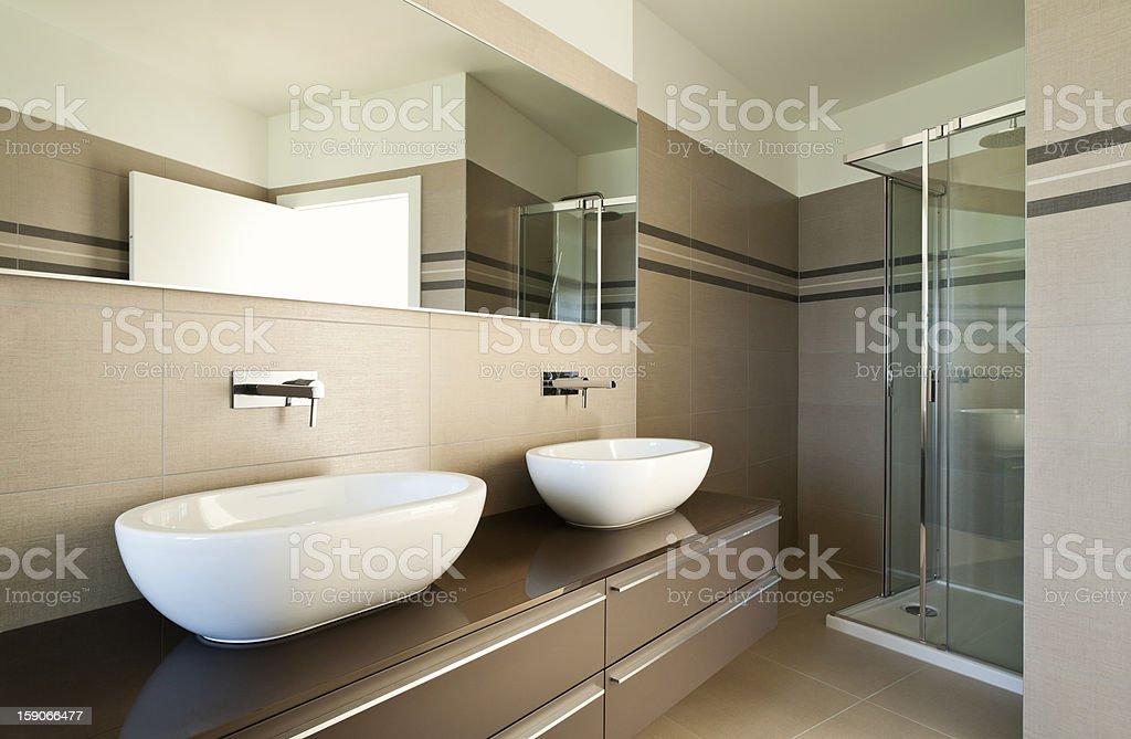 Empty Apartment Bathroom new empty apartment bathroom stock photo 159066477 | istock