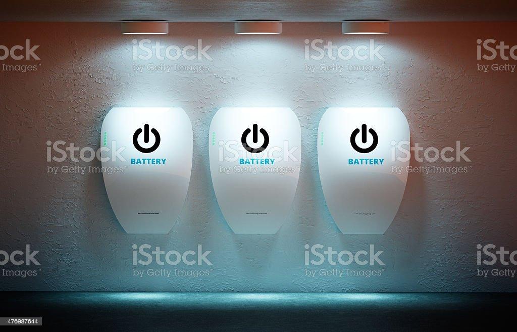 New energy concept stock photo