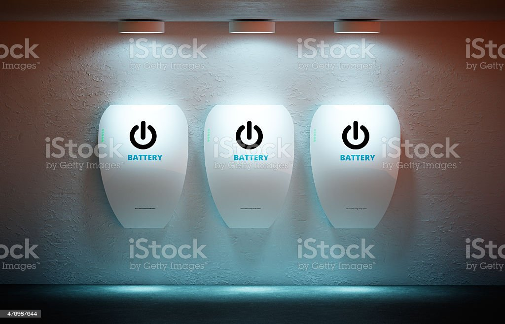 New energy concept stock photo