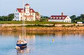 New England scenic