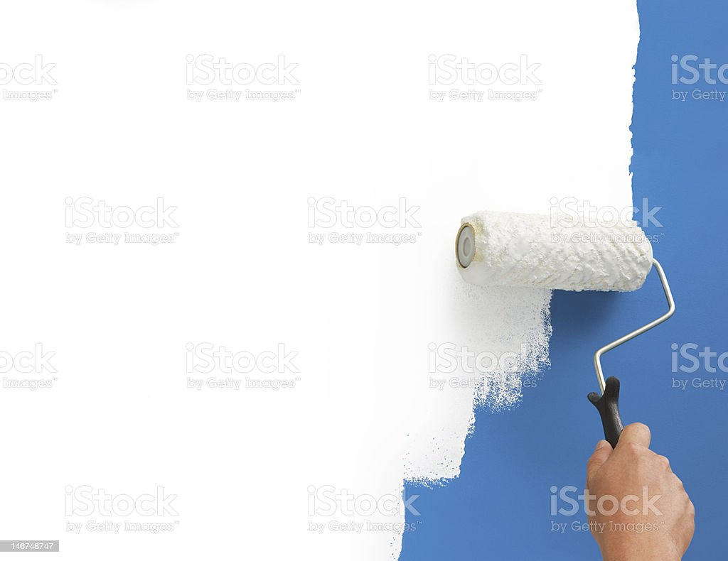 new era by painting stock photo