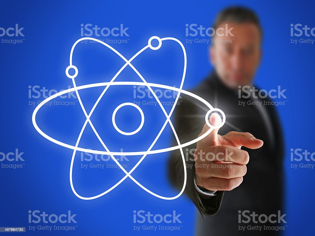 New Generation Fusion Technology stock photo