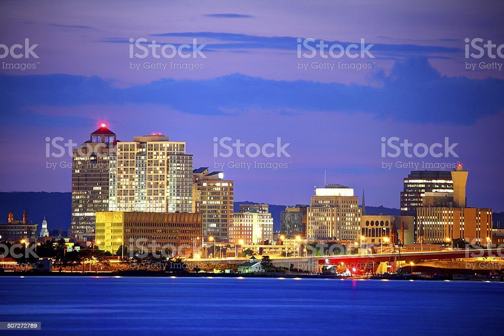 New Haven stock photo